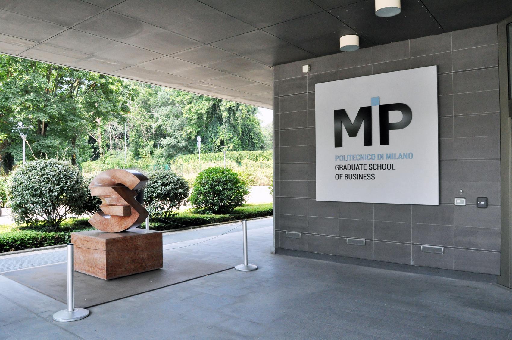 Interior design politecnico milano design school in the for Politecnico milano interior design