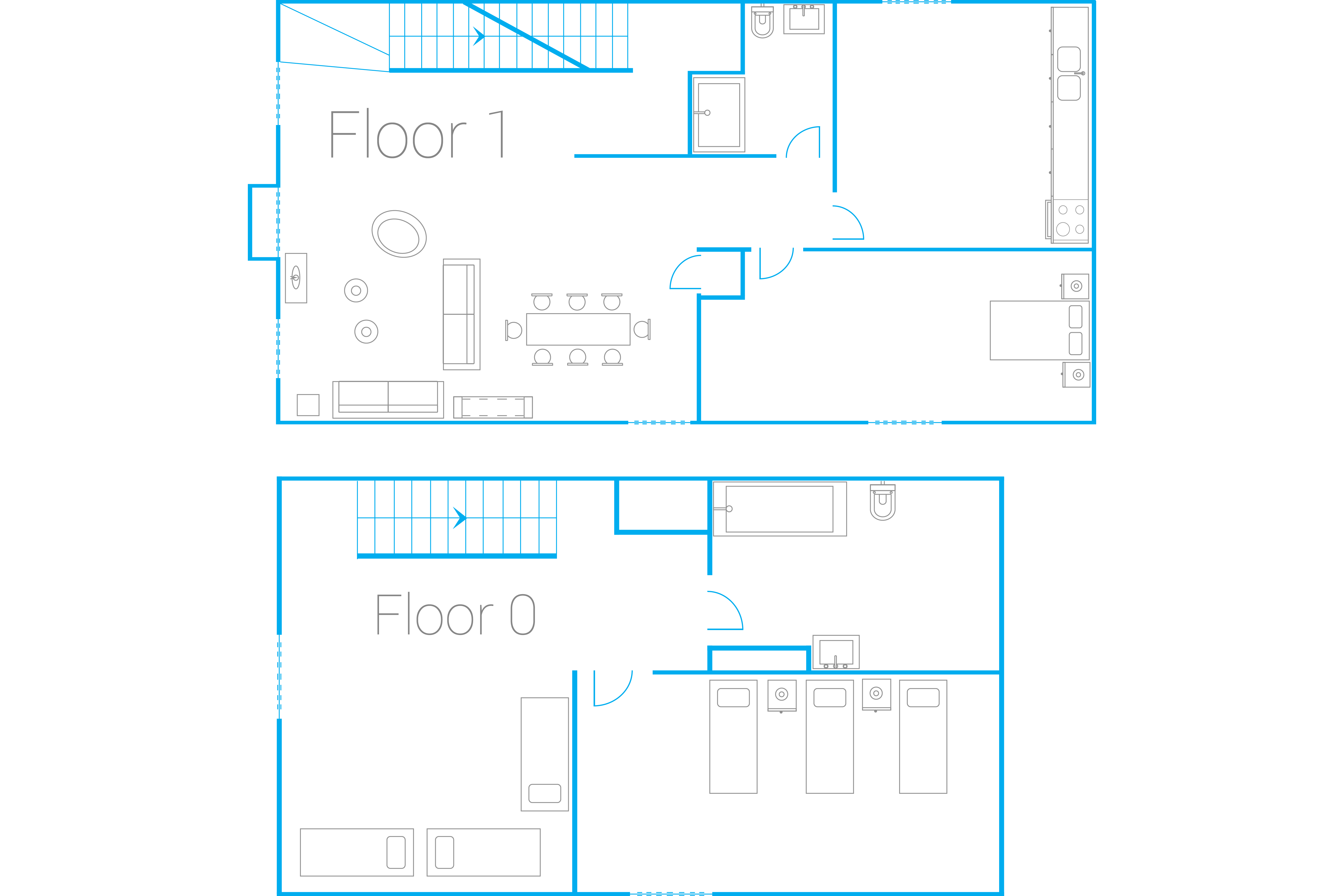 Cool and large split level apartment in rossio ref 301 for Apartment wifi plans