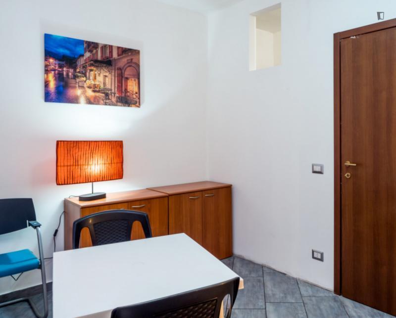 Bad In Slaapkamer Ervaring : Eenpersoons slaapkamer in 2 slaapkamer ...