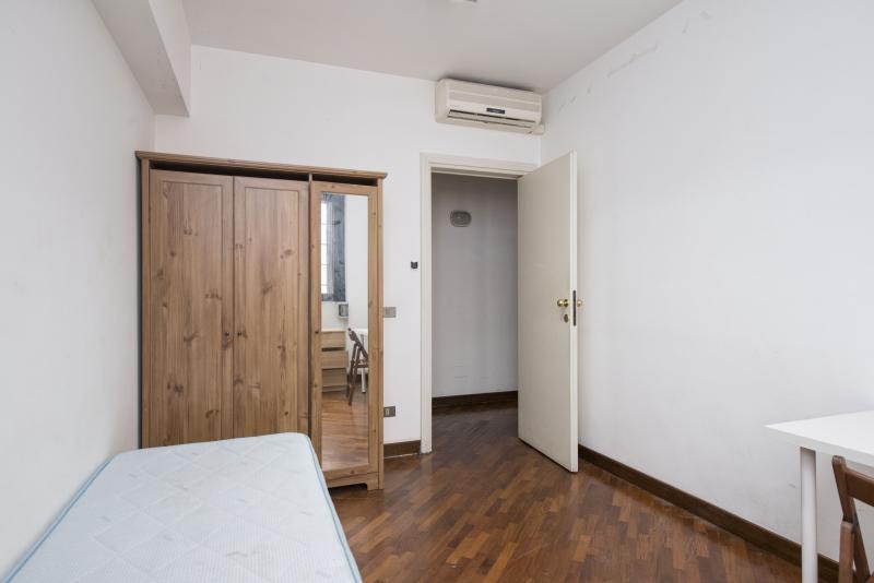 Slaapkamer Eenpersoons : Eenpersoons slaapkamer in appartement ref