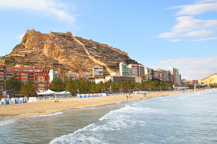 Student accommodation in Alicante