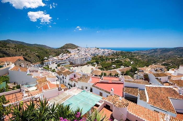 Student accommodation in Málaga