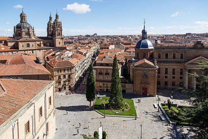 Student accommodation in Salamanca