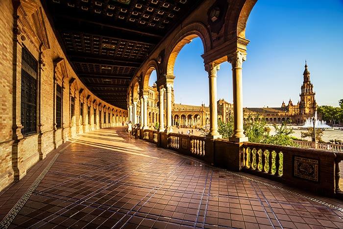 Logements étudiants à Séville